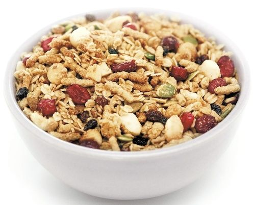 Muesli, proprietà e benefici
