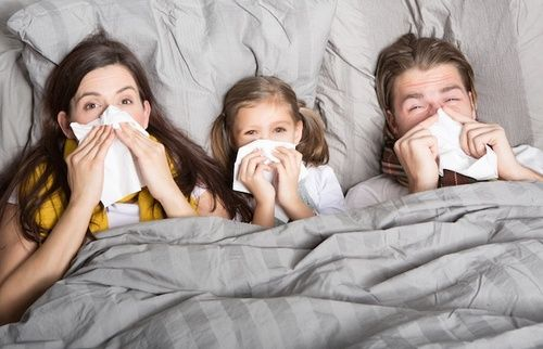 Raffreddore, rimedi naturali