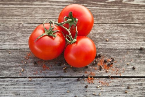 Pomodori tra i cibi antitumorali