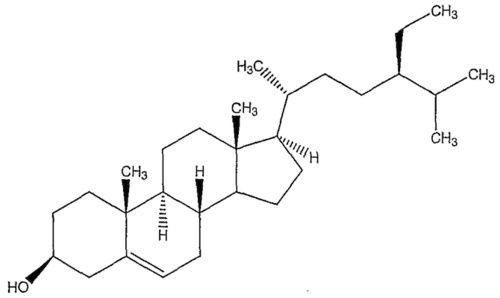 Fitosterolo molecola