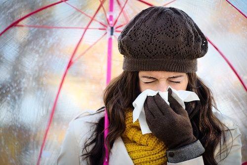 Raffreddore, rimedi omeopatici
