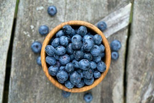 Mirtilli, fonte di flavonoidi