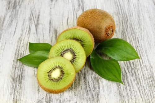 Kiwi, integratori alimentari di vitamina C