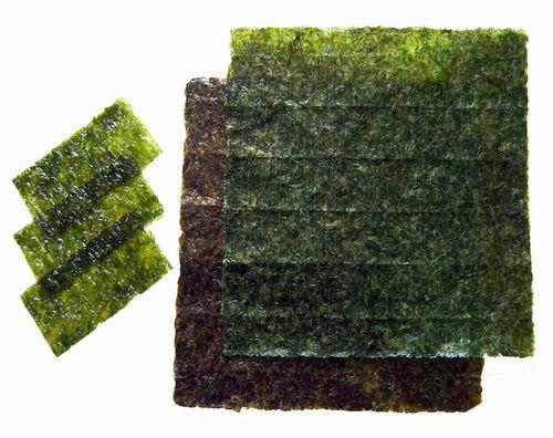 Alga nori, proprietà e benefici