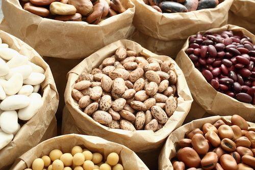 Fagioli e legumi, ricchi di magnesio