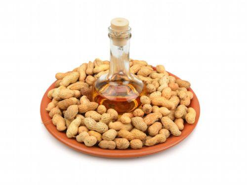 Olio di arachidi