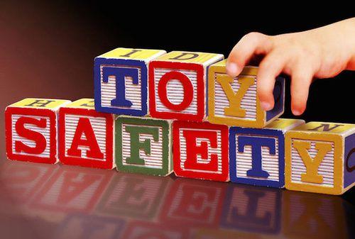 Sicurezza dei giocattoli