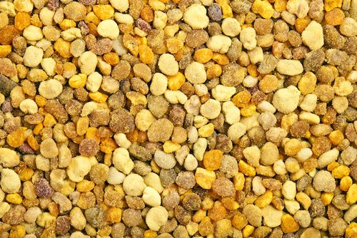Polline ricco di vitamina B1