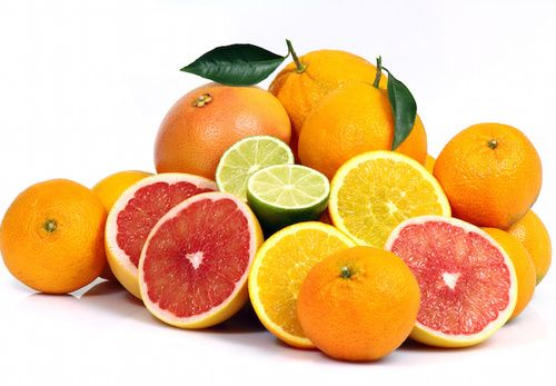 Agrumi fonte di vitamina C