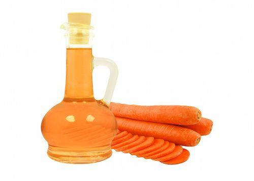Olio di carote, proprietà e uso