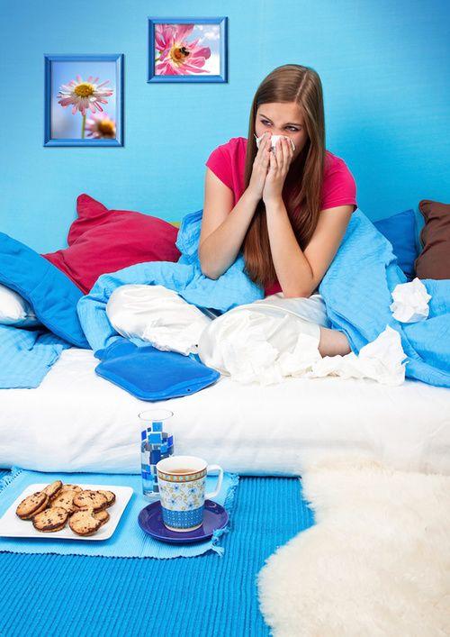 Alimentazione in caso di febbre