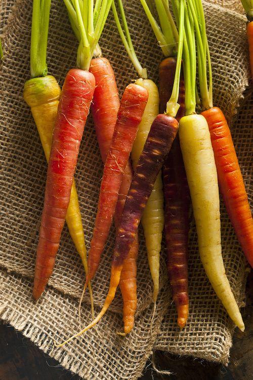 Carote tra i cibi antiossidanti