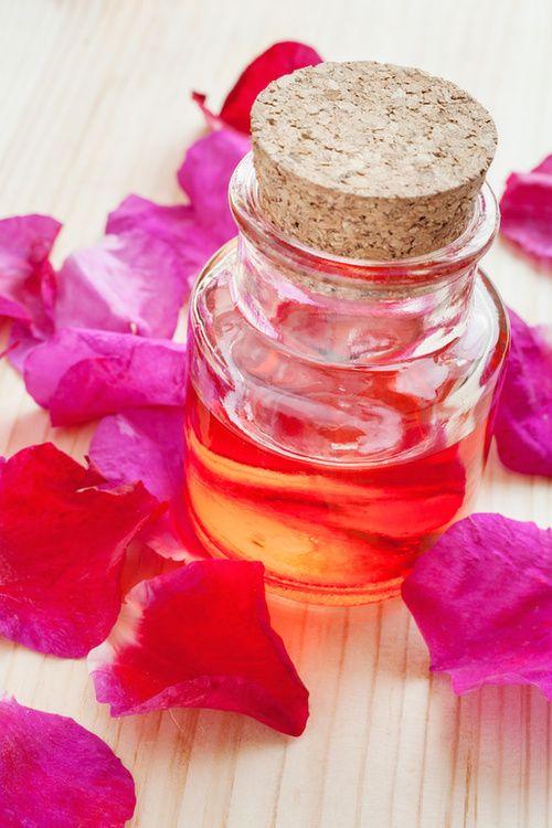 Olio essenziale di rosa