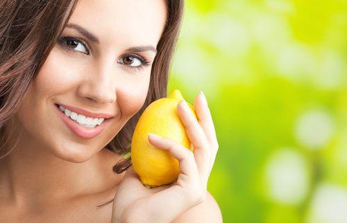Limone contro l'acne
