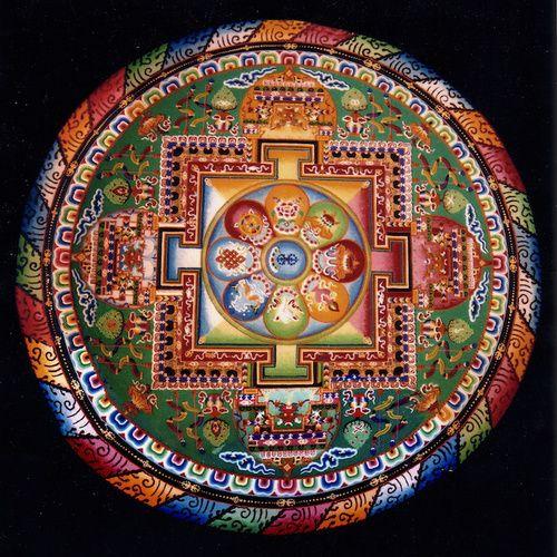 Meditazione Mandala