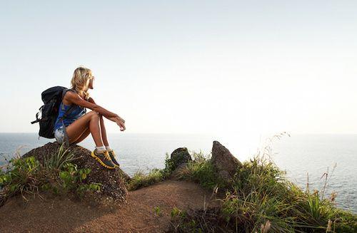 Yoga e montagna