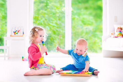 Musicoterapia per l'infanzia