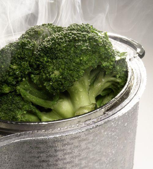 Alimenti a vapore contro l'ipertensione