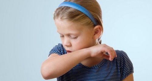 Tosse e mal di gola nei bambini