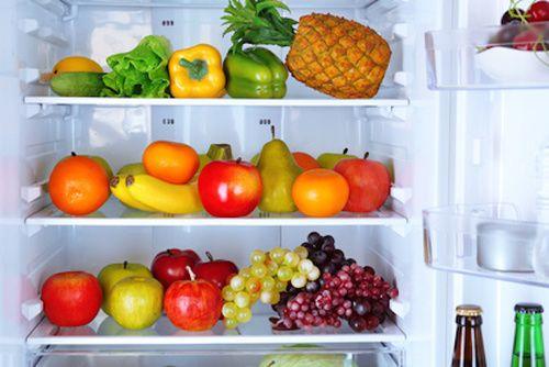 Come conservare frutta e verdura in frigo