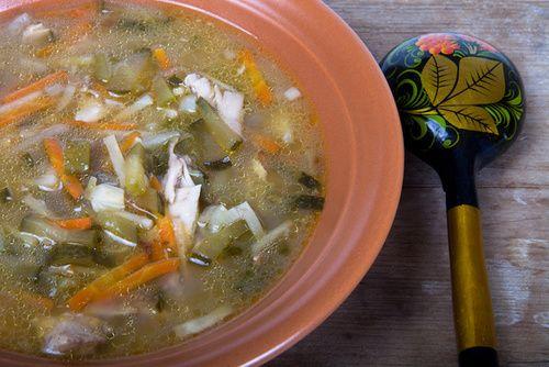 Zuppe e minestroni contro i calcoli biliari