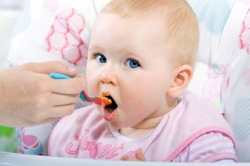Glutine nella dieta del bambino