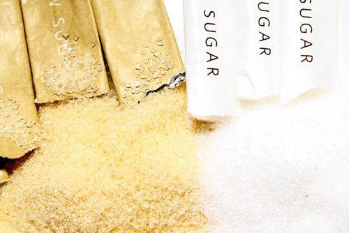 Zucchero di canna o zucchero integrale