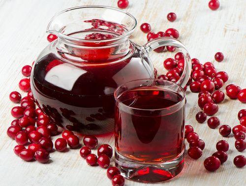 Il mirtillo rosso, rimedio fitoterapico in caso di cistite
