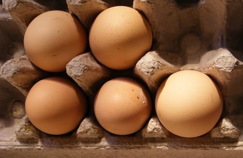 Uova nella dieta Mayo
