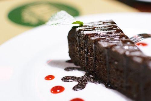 Torta vegan cioccolato