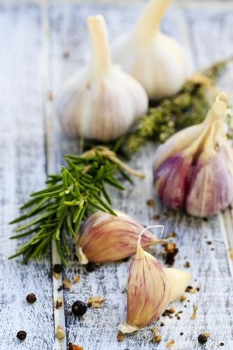 L'aglio contro il raffreddore