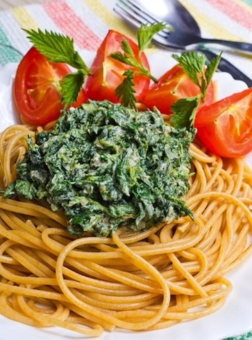 Pesto all'ortica