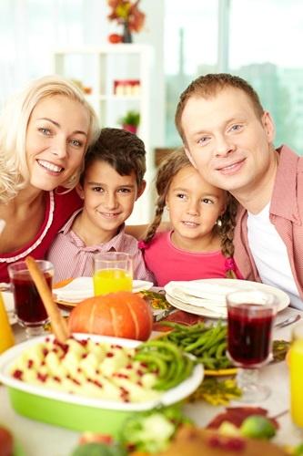 Menu delle feste per i bambini: il primo