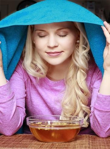 Oli essenziali per il mal di gola