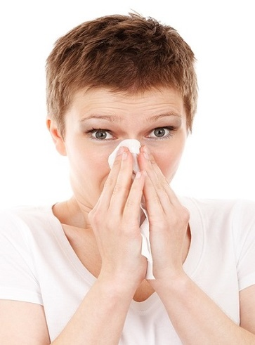 Oli essenziali per il raffreddore