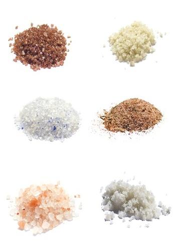 Le varietà di sale