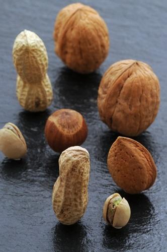 Pistacchi e arachidi