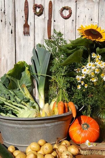 Le verdure di marzo