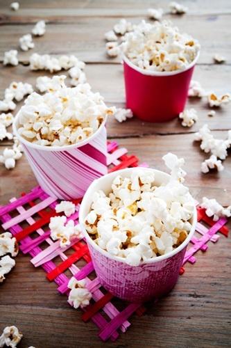 Collane di popcorn