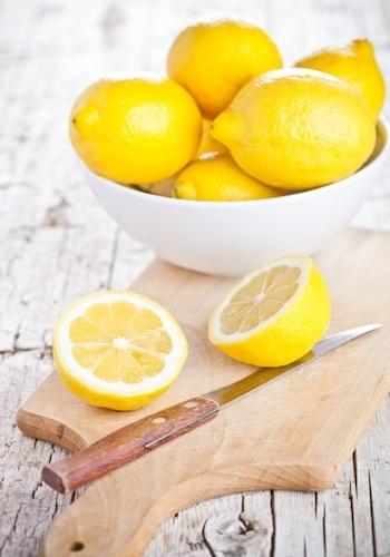 Ricette con il limone