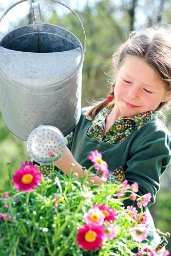 Giochiamo a fare il giardiniere
