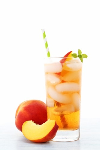 La ricetta del tè alla frutta