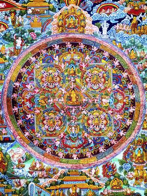 La meditazione Mandala