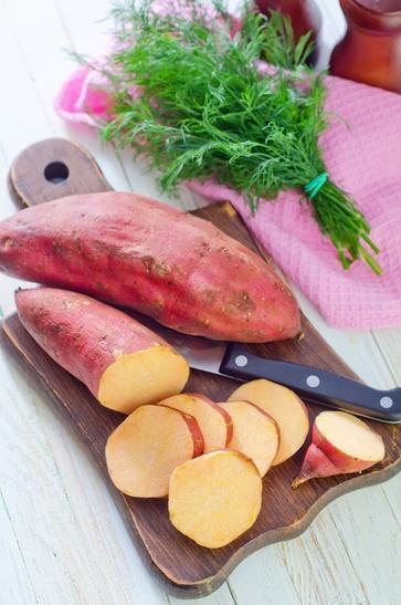 La patata dolce