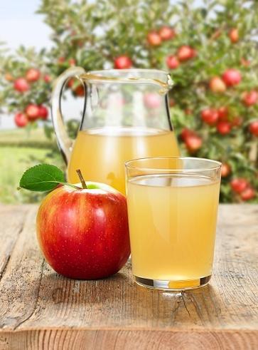 Centrifugato a base di mela