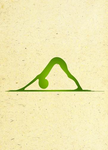 Quinta posizione: Adho Mukka Svanhasana