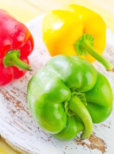 I peperoni e la vitamina C