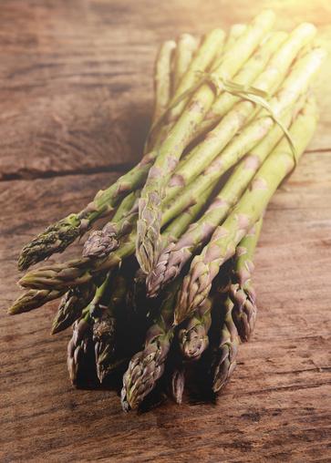 Gli asparagi e il pH