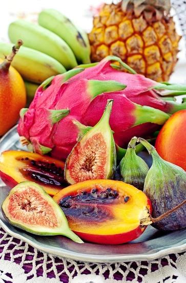 Alimenti funzionali esotici