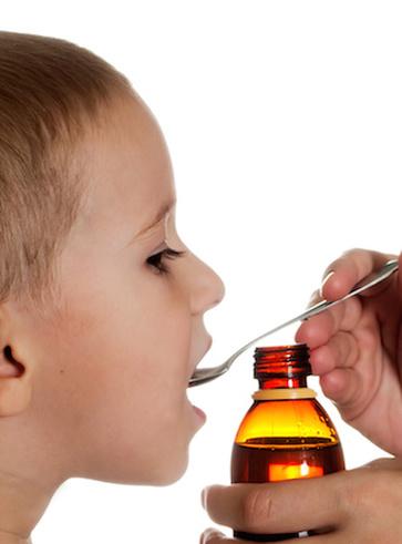 La tosse e il mal di gola